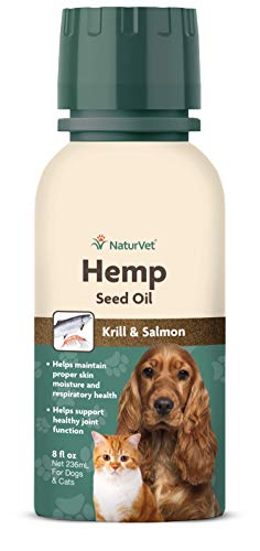 NaturVet Salmon Supports Respiratory Function product image
