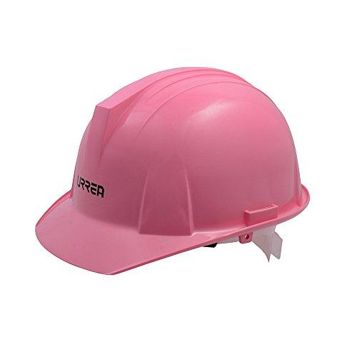 Urrea Herramientas USH02P Casco de Seguridad Rosa