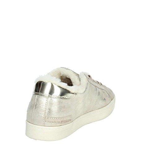 Data 16i Donne Basse Bassa Collina Sneakers Platino vA8wvrqx