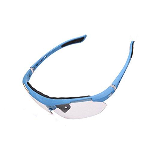 de Montar Viento Sol a miopía Azul Prueba Gafas wTBvAqdA