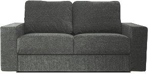 Admirable Sker Flatpack Sofa Charcoal Chenille Amazon Co Uk Machost Co Dining Chair Design Ideas Machostcouk
