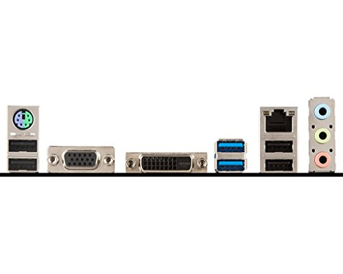 MSI Pro Series Intel Coffee Lake H310 LGA 1151 DDR4 Onboard Graphics Micro ATX Motherboard (H310M Pro-VD) by MSI (Image #4)'