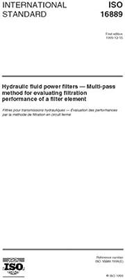 Buy ISO 16889:1999, Hydraulic fluid power filters -- Multi