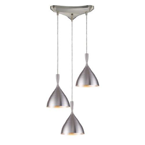 Spun Aluminum Pendant By Elk Lighting - 9