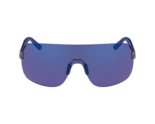 Gucci Sunglasses - 2257 / Frame: Ruthenium Blue Lens: Blue Sky - Frame Sunglasses Blue Gucci