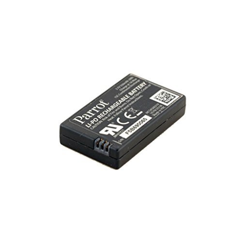 POWERUP Parrot Original 550mAh Lithium Polymer Battery for Parrot MiniDrone Rolling Spider, X FPV and Jumping Sumo