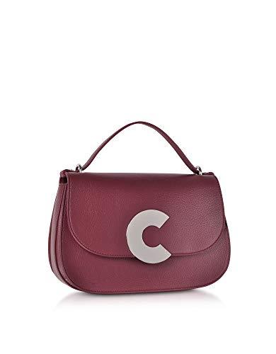 Pelle E1cn5120201r04 Donna Coccinelle Bordeaux A Borsa Mano w1UAX