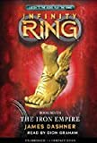 img - for Infinity Ring 7 Book Set Book 1 to 7 Full Collection (A Mutiny In Time, Divide and Conquer, The Trap Door, Curse of the Ancients, Cave Of Wonders, Behind Enemy Lines, The Iron Empire) (2014-12-27) book / textbook / text book