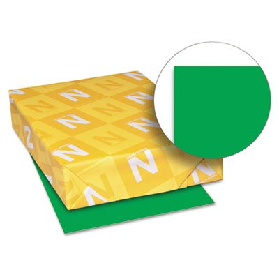 Astrobrights Colored Paper, 24lb, 8-1/2 x 11, Gamma Green, 500 Sheets/Ream, Sold as 1 Ream, 500 per Ream