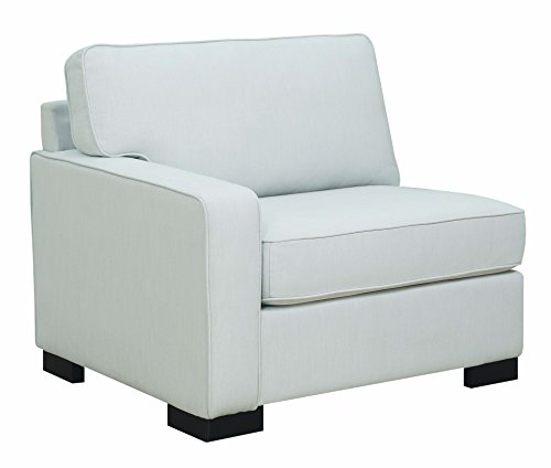 Scott Living Wylder Sectional Left Arm Facing Chair, Ivory