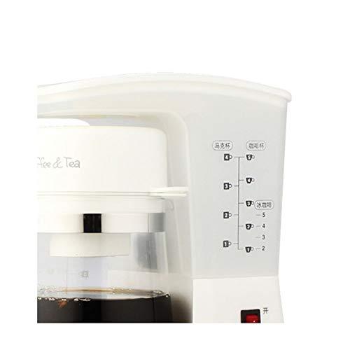 Simple-Coffee Máquina De Café Filtro Máquina De Café Casa Cafetera Automática Aislamiento Cocina Profesional Goteo Tetera: Amazon.es: Hogar