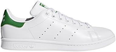 adidas Men's Originals Stan Smith Sneaker, WhiteWhiteFairway, 4.5 M US