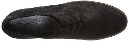 Noir 001 Basses Tamaris Femme black Sneakers 23775 qwYg86xBI