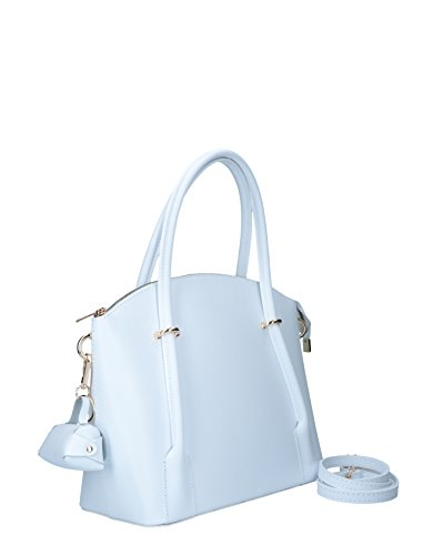 BRIGHT Elyza - Borsa in pelle made in Italy - Handbag