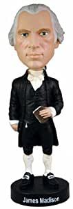 James madison bobblehead toys games for James madison pets