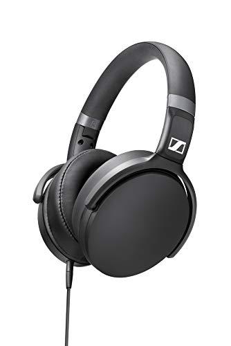 Sennheiser HD 4.30i Around-Ear Closed back Headphones for iOS - Black