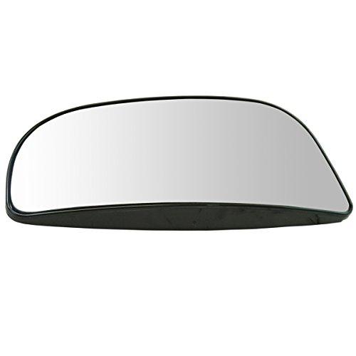 Towing Mirror Spotter Glass Lower Passenger Right RH for Ram Pickup Truck