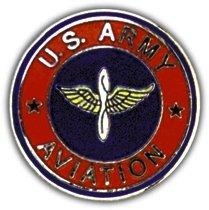 US Army Aviation Lapel Pin