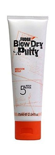 Fudge Blow Dry Putty Medium Hold for Unisex, 0.11 Pound by ()