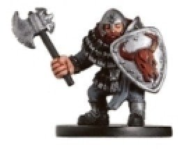 D & D Minis: Hill Dwarf Warrior # 7 - Aberations ()