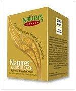 Nature's Gold Bleach Fairness Bleach Cream 43 g (Pack of 2) by Chom