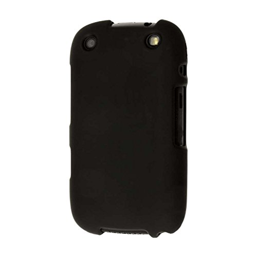 MPERO BlackBerry Curve 9310 Case, SNAPZ 2-piece Protective Hard Shell Cover, Black ()