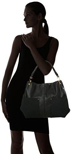 Black W Sacs New L Slouchy femme cm H 7x28x40 Hally Look épaule x portés v0vf1w