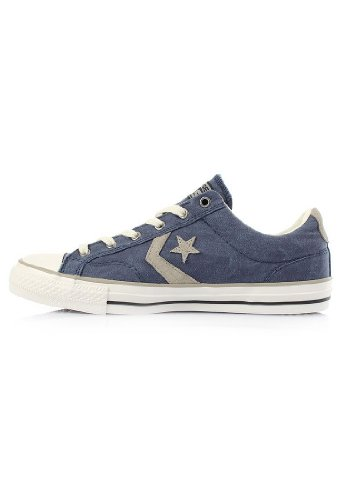 Femme Star Converse Bleu Mode Player Baskets q4FSwgaI