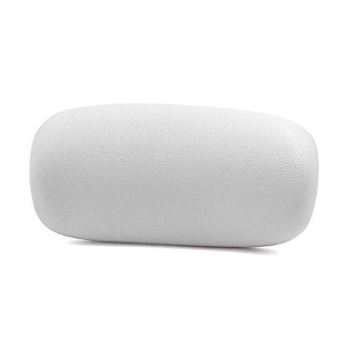 uxcell Luxurious Foam Padded Spa Bath Pillow Hot Tub Head Ba
