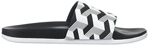 adidas Mens Adilette CF+ Link Gr Core Black/White/Core Black KBYzJKynAc