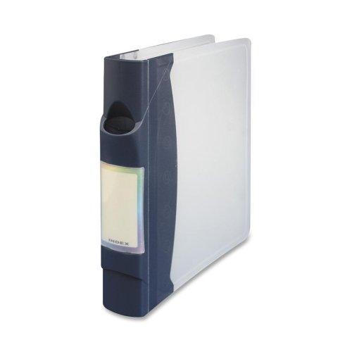 Compucessory CD/DVD Media Binders , Gray ()