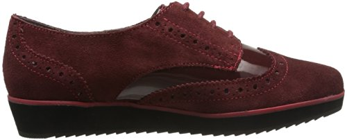 Realm Compass Clarks Blood para Zapatillas Ox Suède mujer gq5d5Cw