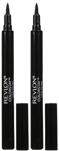 Revlon Colorstay Liquid Eye Pen - Black (002)