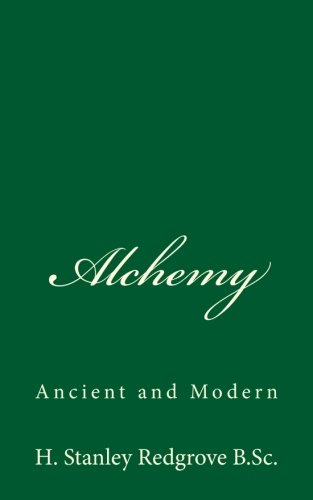 Download Alchemy: Ancient and Modern PDF ePub book