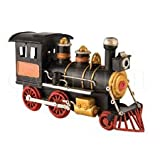 Steam Engine Christmas Ornament