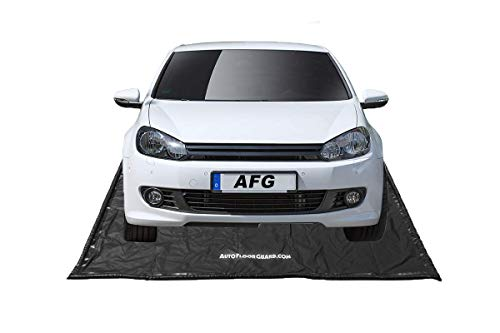 AutoFloorGuard AFGS-7916 Black 7'9'' x 16' AFG Compact Size Containment mat by AutoFloorGuard (Image #5)