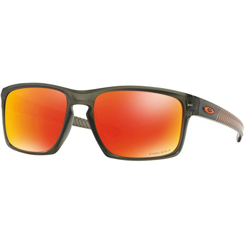 Oakley Men's Sliver Sunglasses,Matte Olive - Oakley Suglasses