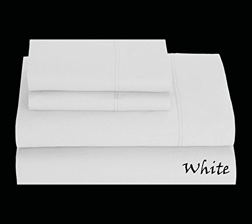 (Urban Bed 400 Thread Count Specialty Size Sheet Set for Twin, Queen, Full Size Sofa Bed 100% Egyptian Cotton Queen (60