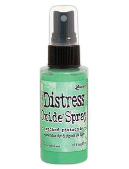 Ranger TSO-64725 Tim Holtz Distress Oxide Spray 1.9fl oz-Cracked Pistachio (Cracked Pistachio)