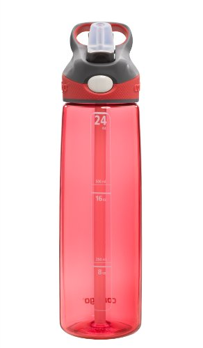 Contigo AUTOSPOUT Straw Addison Water Bottle, 24 oz ...