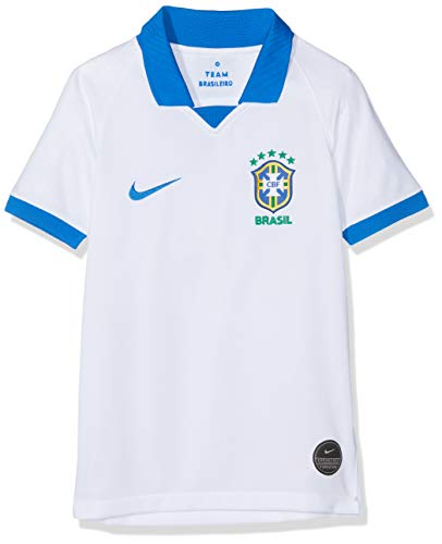 Nike Brazil Away Kids Copa America Jersey 2019 2020 - S / 128-137 cm
