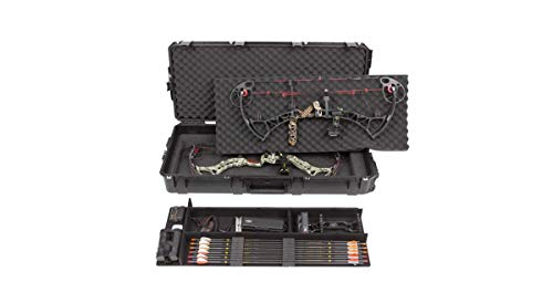 SKB 3i-4217-USD Small Ultimate Single/Double Bow Case with TSA Locking latches.