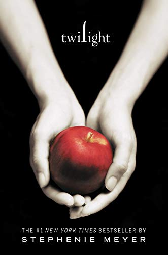 Book: Twilight, Book 1 by Stephenie Meyer