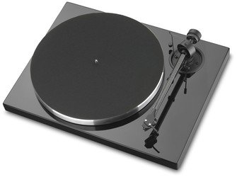Xpression Carbon Classic Turntable with Sumiko Pearl Cartridge - Piano Black