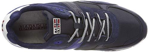 NAPAPIJRI FOOTWEAR Rabari N65 Marine Blue Sneaker Blau Herren 1UrBqU
