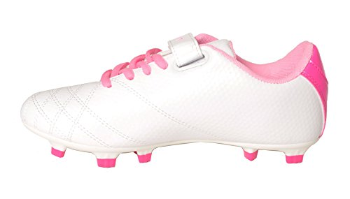 Soccer Big Shoes Kid White Lace Girls Up Lightweight Kid Little Gavin FqxP15n