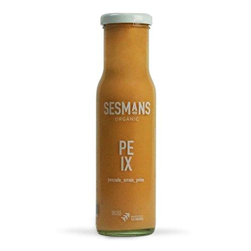 Sesmans, Salsa natural de Pescado y marisco - 3 de 240 gr. (Total