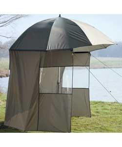 Paraguas de pesca Keenets refugio.