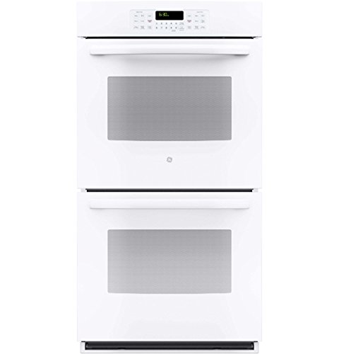 GE JK3500DFWW 27″ White Electric Double Wall Oven