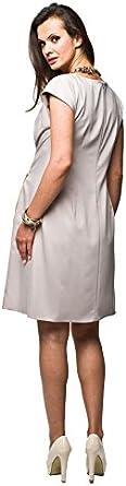Hochzeitskleid f/ür Schwangere Modell: Mirabel Elegantes Umstandskleid Brautkleid Sommerkleid Schwangerschaftskleid